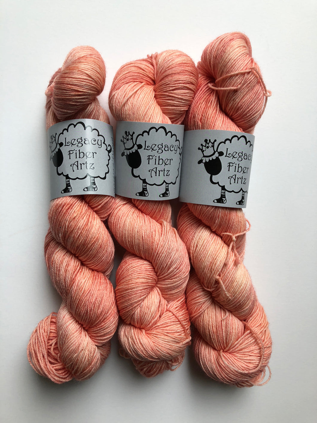 Peaches and Cream DK