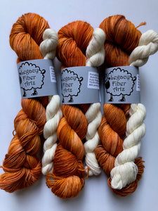 Pumpkin Pie Sock Kit