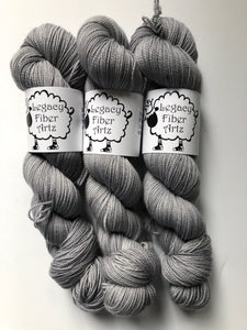 Silver Linings Flock: Highland Fingering