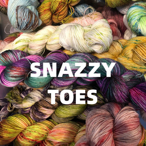 Grab Bag Mystery Skeins (Snazzy Toes)
