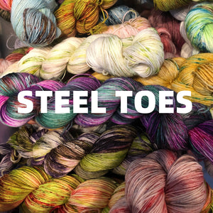 Grab Bag Mystery Skeins (Steel Toes)