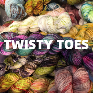 Grab Bag Mystery Skeins (Twisty Toes)