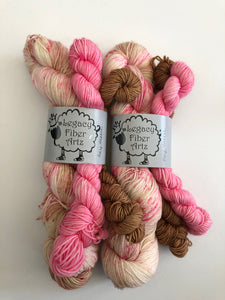 "Tiny Dancer ""Waiting for Henry"" Sock Kits"