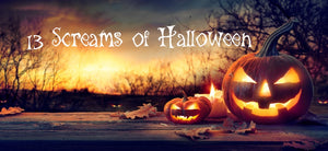 13 Screams of Halloween