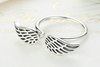 Wings Feather Ring- Rozzita.com