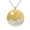 Sunset on the Beach Pendant - Rozzita.com