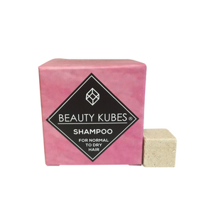 Beauty Kubes Shampoo cubes for Normal to Dry Hair