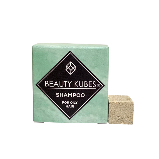 Beauty Kubes Shampoo cubes for Oily Hair