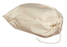 Load image into Gallery viewer, Organic Cotton Drawstring Bread Bag - Eco Living