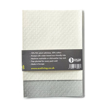Load image into Gallery viewer, Compostable Sponge Cloths 2 Pack Eco Living