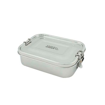 A Slice of Green Stainless Steel Leak Resistant Lunch box Adoni