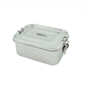 A Slice of Green Stainless Steel Leak Resistant Lunch box Doda