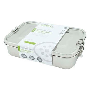 A Slice of Green Stainless Steel Leak Resistant Lunch Box (Yanam)