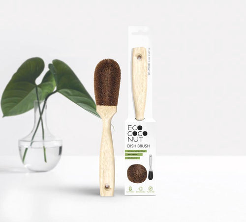 EcoCoconut Coconut Fibre Dish Brush
