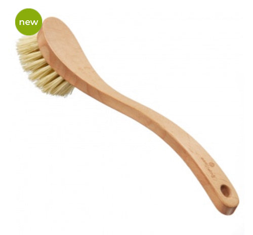 Eco Beau Eco Living Wooden Dish Brush with Plant Bristles (FSC Certified)