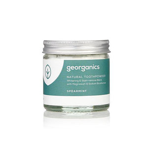 Georganics Spearmint Toothpowder 60ml
