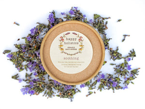 Soothing Organic Body Butter 100g - Happy Holistics