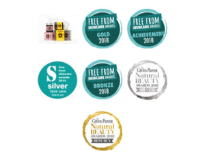 Lyonsleaf Natural Skincare Set 01 Awards
