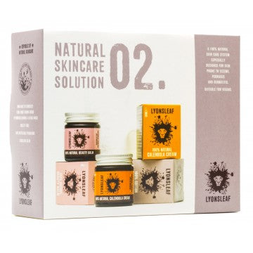 Lyonsleaf Natural Skincare Set 02
