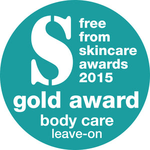 Body Butter with Organic Shea Butter, Coconut & Avocado - Lyonsleaf Free From Skincare Awards