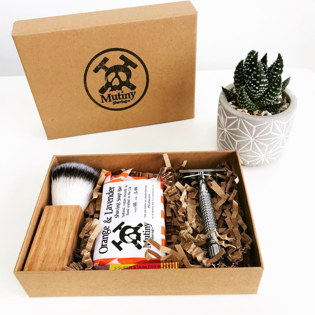 Mutiny Shaving Kit