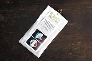 Vegan Wax Food Wraps Winter Leaf (3 Pack) - Rowen Stillwater