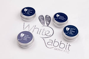 White Rabbit Skincare Moisturiser Samples Bag