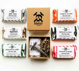 Mutiny Mini Shaving Set