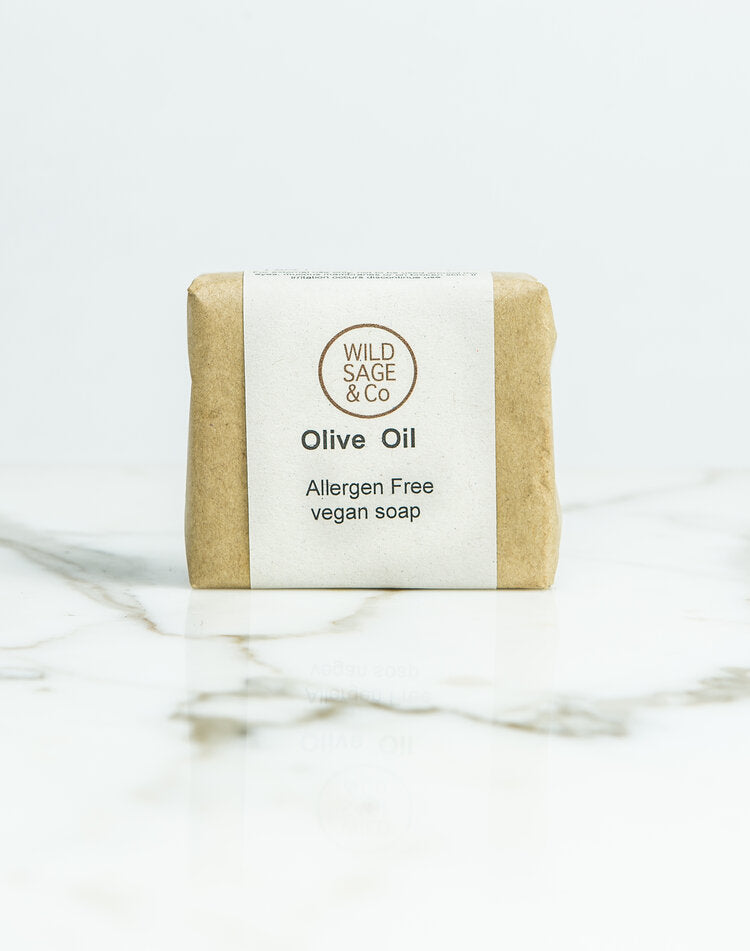 Wild Sage and Co Pure Olive Oil Soap Bar