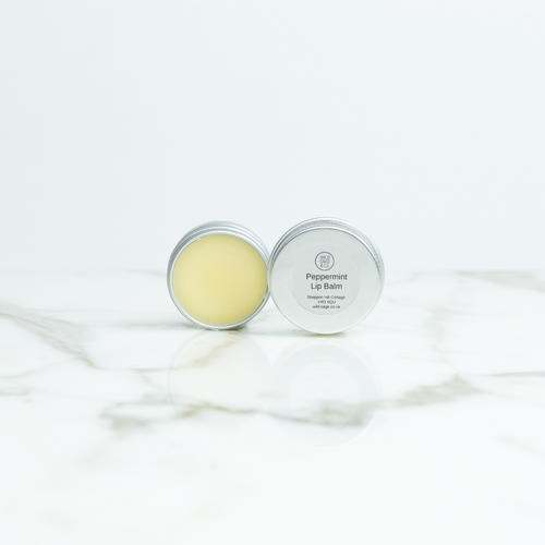 Wild Sage and Co Peppermint Lip Balm