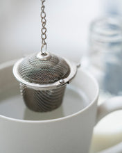 Load image into Gallery viewer, Stainless Steel Loose Leaf Tea Infuser Basket - Eco Living