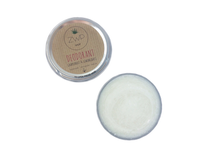 Grapefruit and Lemongrass Deodorant 60g - Zero Waste Path Shop