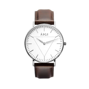 Glacier 40MM Brown - AIGItime