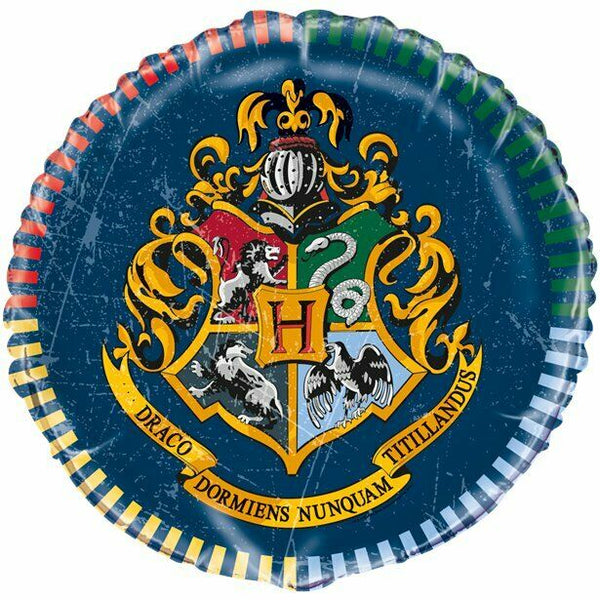"Harry Potter 18"" Foil Balloon Houses Birthday Party Celebrations Magic"