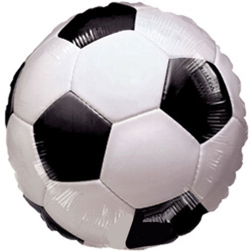 "World Cup, 18"" Football Foil Balloon"