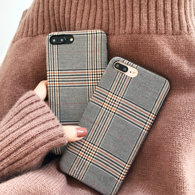 Scottish Tartan iPhone Case