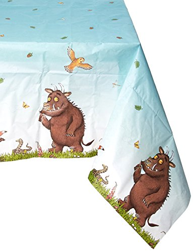 Talking Tables Gruffalo Party, Paper Table Cover, Multi-colour, 180 x 120cm