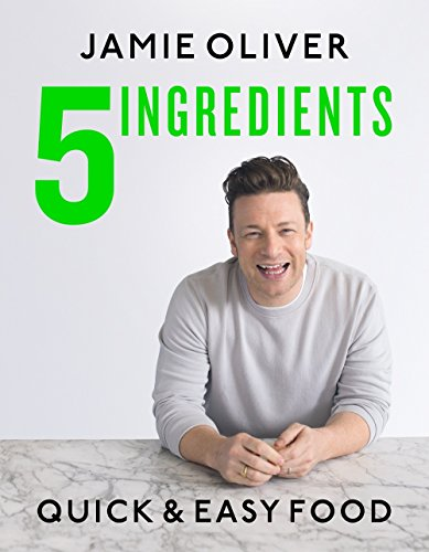5 Ingredients - Quick & Easy Food Jamie Oliver Hardback