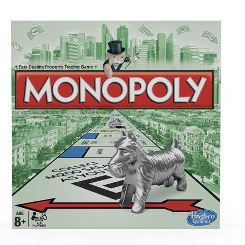Traditional Monopoly Board Game