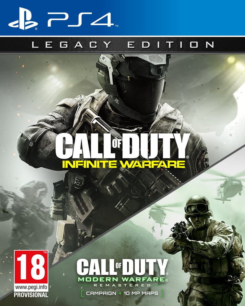 Activision Call of Duty: Infinite Warfare Legacy Edition (PS4) Preowned