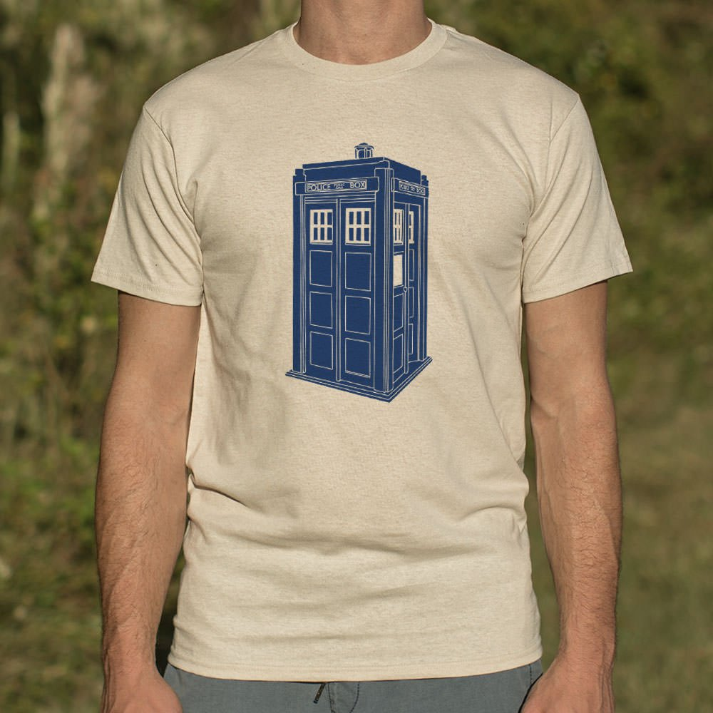 Mens Who's Your Doctor? T-Shirt