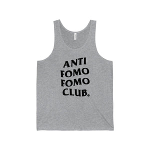 Anti Fomo Fomo Club Tank Top