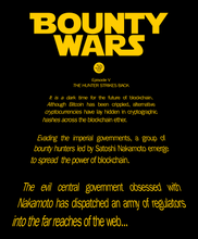 Bounty Wars T-Shirt