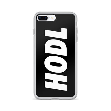 HODL iPhone Case