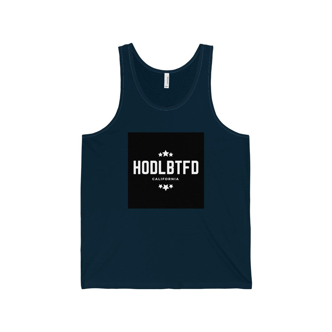 HODLBTFD California Tank Top