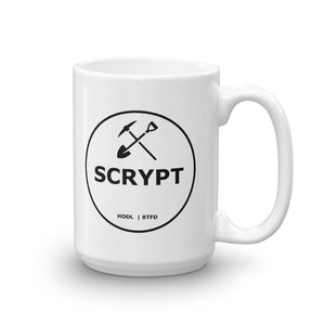 SCRYPT Miners Only Iconic Mug