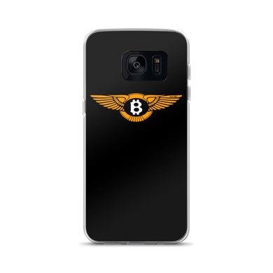 Street Dreams Bitcoin Samsung Galaxy Phone Case