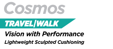 Cosmos travel and walk