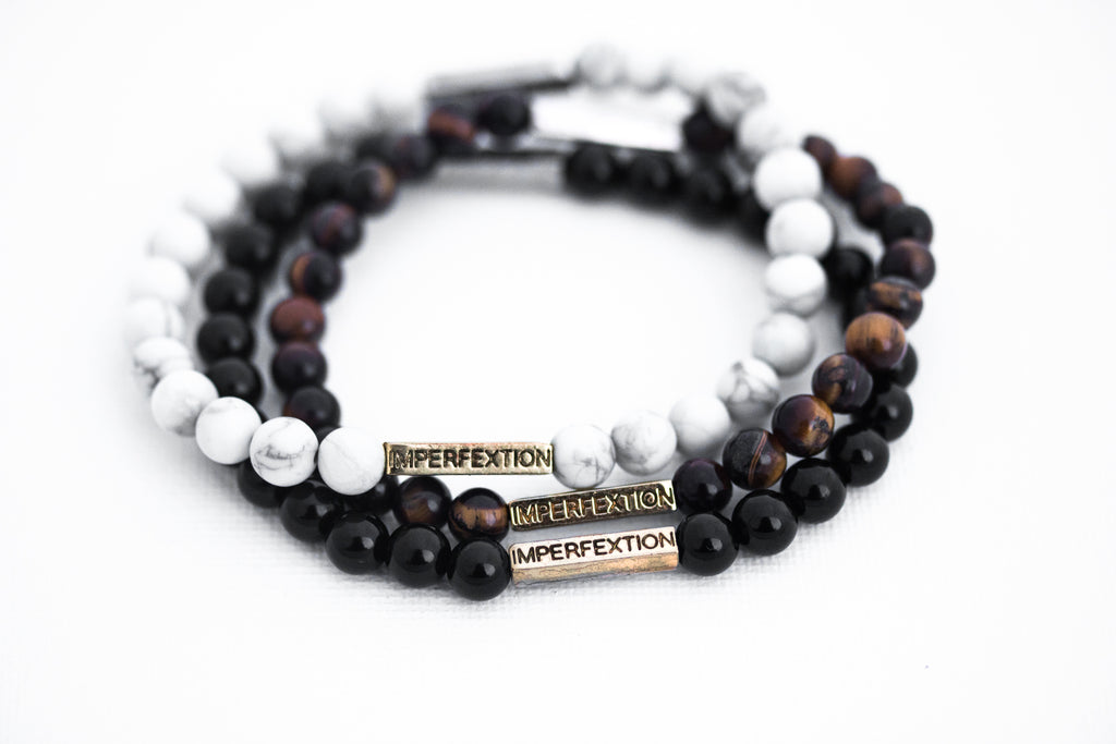 PACKAGE SET IMPERFEXTION BRACELETS