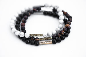 PACKAGE DEAL IMPERFEXTION BRACELETS
